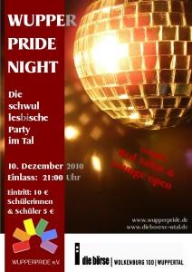 Wupper Pride Night