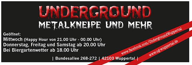 Anzeige-underground